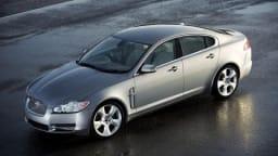 Jaguar XF wins 'What Car' Car of the Year