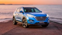 Hyundai's Tucson now has a five-star ANCAP safety rating.