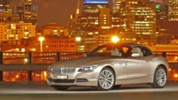 2009 BMW Z4 sDrive35i Roadster Road Test Review