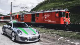 Porsche 911 R.