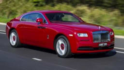 Rolls-Royce Wraith is the fastest, most powerful car ever from the British luxury brand