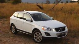 Volvo Announces Details For 2009 XC60 Range