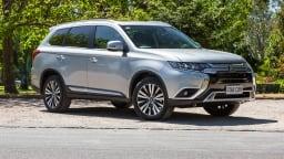2020 Mitsubishi Outlander recalled for seat belt fault