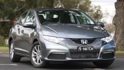 2012 Honda Civic Hatch VTi-S Review