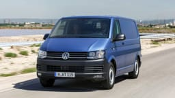 While Volkswagen's new Transporter van hasn't reinvented the wheel it is still a solid commerical workhorse.