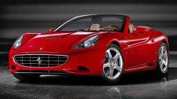 Ultra-Efficient Ferrari California To Debut At Paris: Report