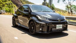 2021 Toyota GR Yaris review