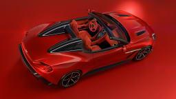 2018 Aston Martin Zagato Speedster.