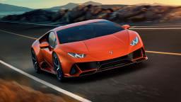 Full details: Lamborghini Huracan Evo