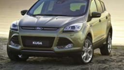 The Ford Kuga Titanium is a well-rounded package.