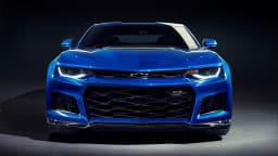 HSV confirms 485kW Chevrolet Camaro ZL1
