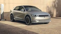2022 Hyundai Ioniq 5 electric SUV revealed: 480km range, plush interior for retro-styled EV