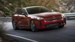 New Kia Stinger To Take On Holden Commodore