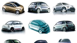 Fiat Developing New Topolino, Sub-500 City Car - Report