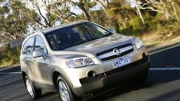 New Captiva 2WD Diesel to Offer Class Leading Fuel Efficiency