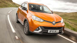 2017 MG GS First Drive REVIEW - A Great First Impression, But One That Fades