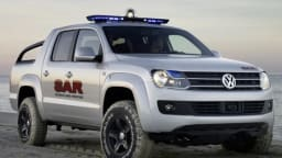 Volkswagen Amarok Official Support Vehicle For 2010 Dakar Rally, Still Coming To Aus