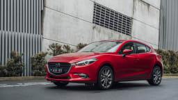 2018 Mazda3.