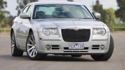 Chrysler 300C SRT8 Review