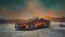 BMW Concept Z4 Makes Pebble Beach Debut