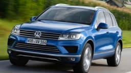 2015 Volkswagen Touareg 180TDI quick spin review