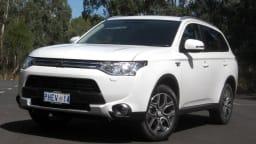 2014 Mitsubishi Outlander PHEV Review