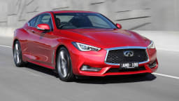 2017 Infiniti Q60 Red Sport And Sport Premium On Sale In Australia