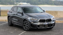 2018 BMW X2 sDrive20i new car review