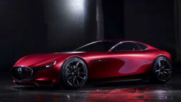 Mazda Rotary Flagship Delayed, But Still In Development