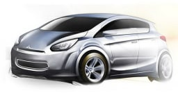 2012 Mitsubishi Global Small Car