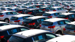 SUVs set new record: more than half of all vehicle sales for first time