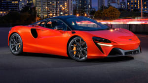 McLaren's upcoming V6 hybrid supercar comes in at almost $500k