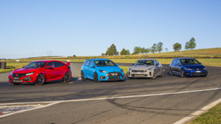 Drive Best Performance Car Under $60k group shot