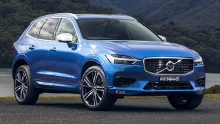Drive 2017 Best Safety Innovation Volvo XC60 Active Safety Systems