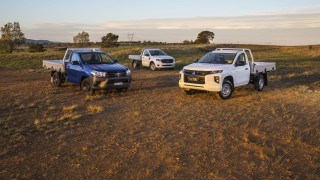 Best 4×2 Work Ute 2019