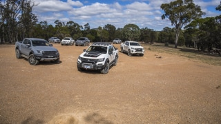 Drive 2019 Best Recreational Ute group shot