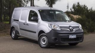Drive 2019 Best Van Renault Kangoo front exterior view