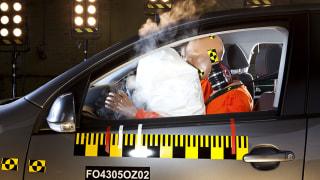 Drive 2018 Best Safety Innovation crash test dummy
