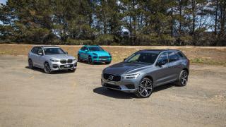 Best Medium Luxury SUV 2020