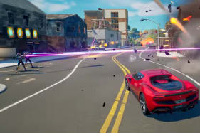 The 2022 Ferrari 296 GTB has become Fortnite's first licenced in-game car