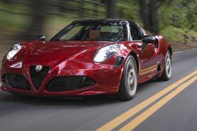 Alfa Romeo Aus farewells the 4C sports car with limited edition