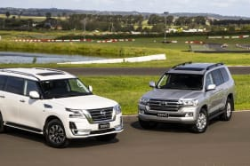 2021 Drive Car of the Year: Best Upper Large SUV