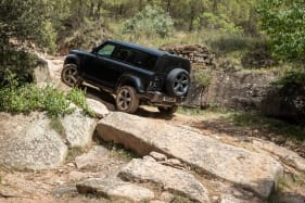 V8 power suits the Defender so well, but is it worth the painful price tag