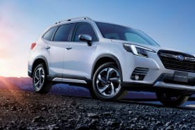 Subaru treats the Forester to a facelift