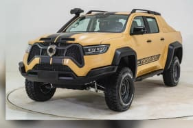 GWM set to take on the Ranger Raptor with the hardcore Baja Snake ute