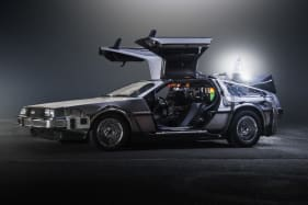 DeLorean from Back to the Future added to historic vehicle register