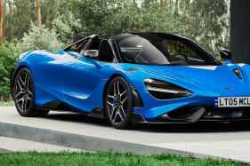 McLaren's newest 'Long Tail' drop-top launches from £310,500