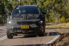 Kia's crucial new mid-size SUV has benefited from six months of local tuning