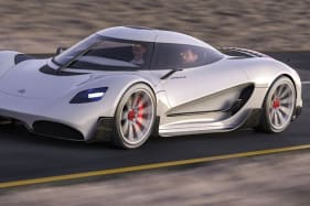 Get a preview of what may be the world's first hydrogen hypercar