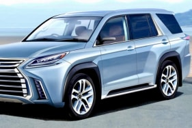 Leaked documents confirm the new flagship Lexus